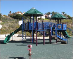 Play Structure of Chumash Park