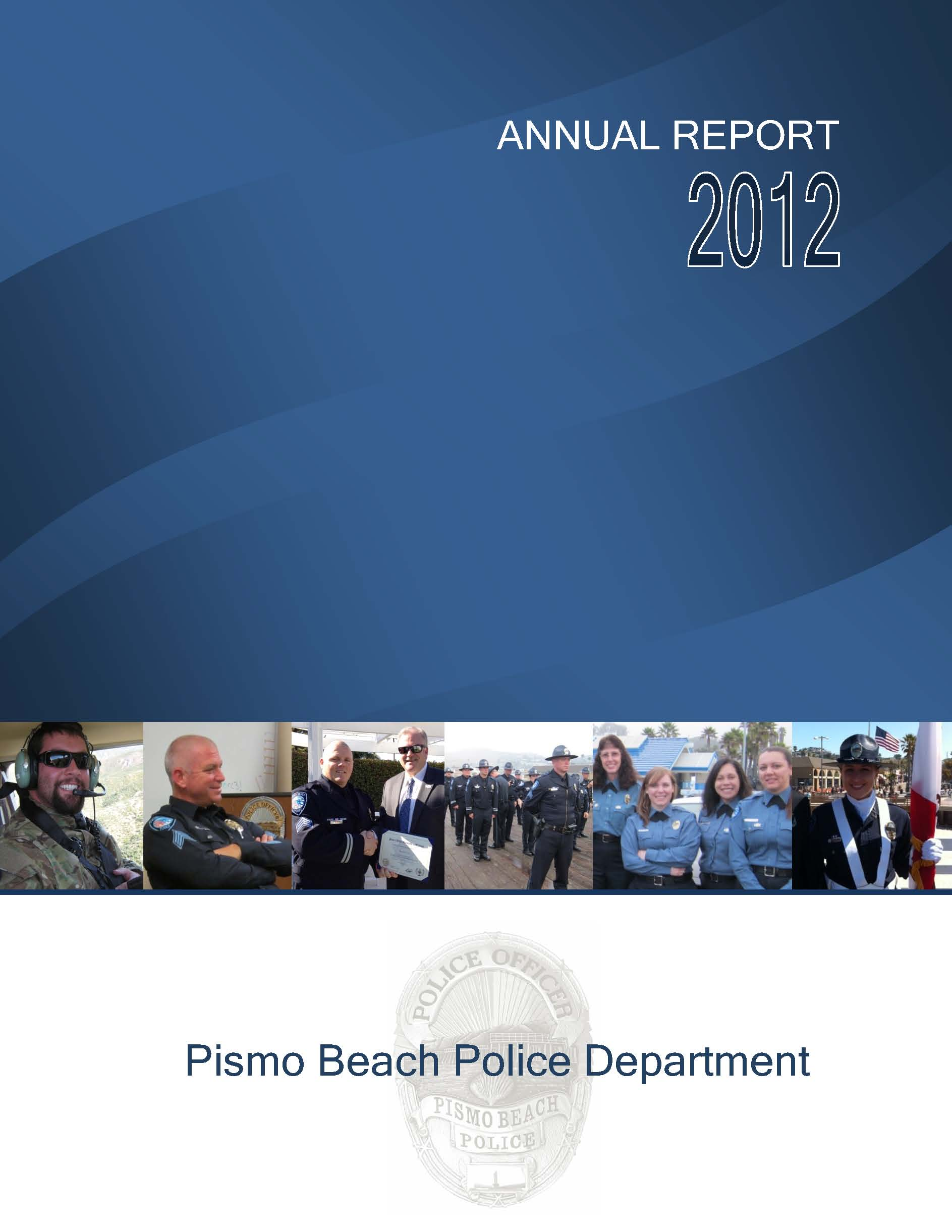 Annual Report Cover 2012