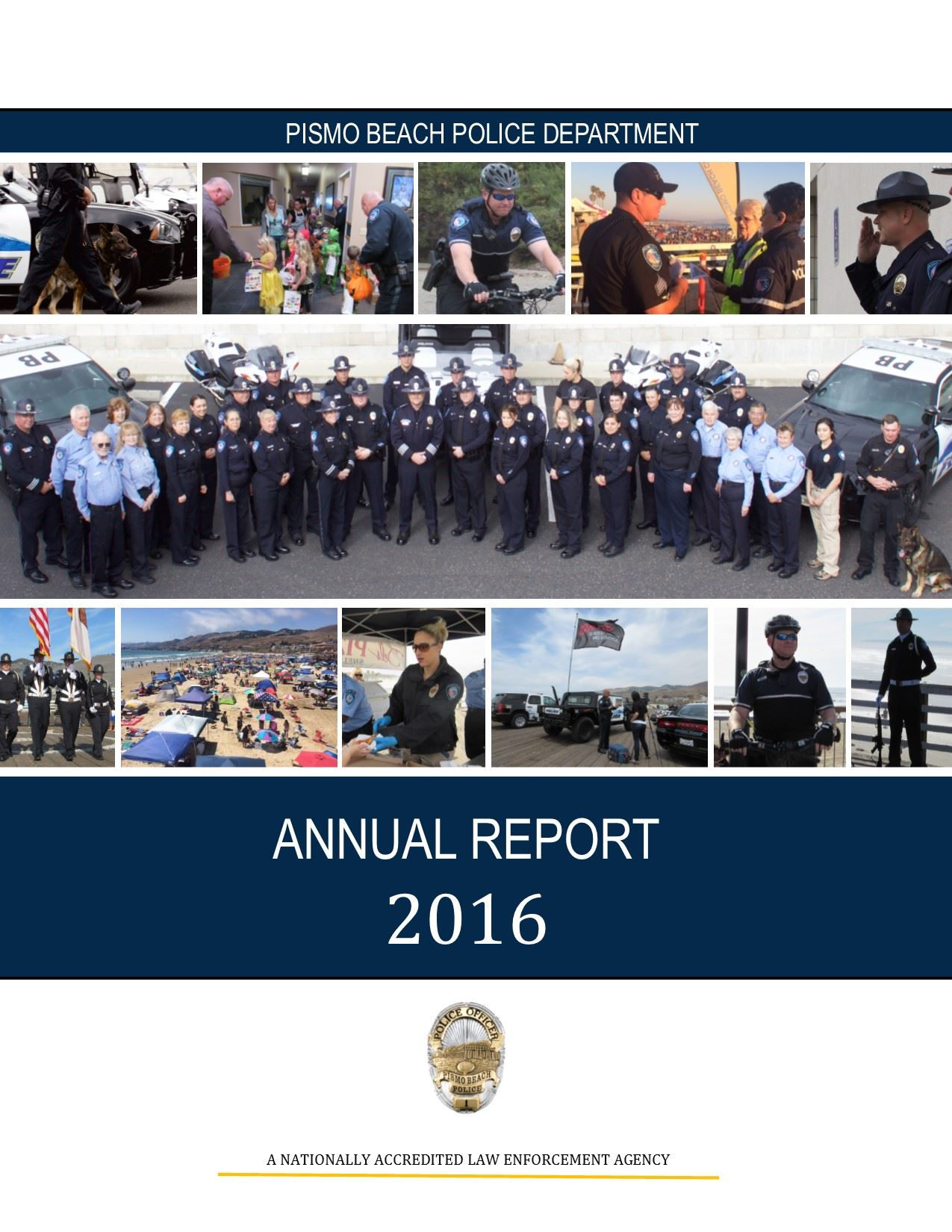 Annual Report Cover 2016