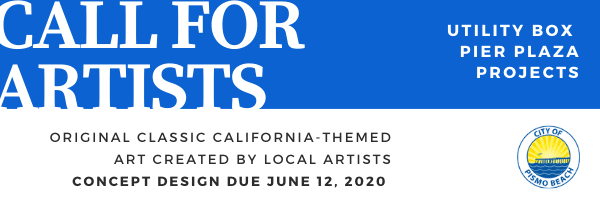 Call for Artists - Utility Box Projects at Pier Plaza
