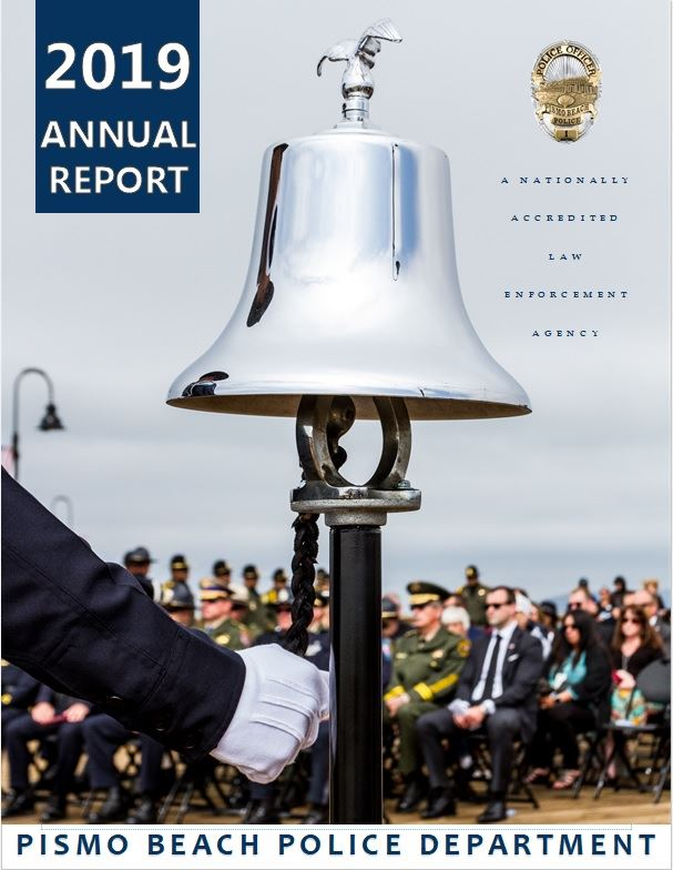 2019 Annual Report Cover Page