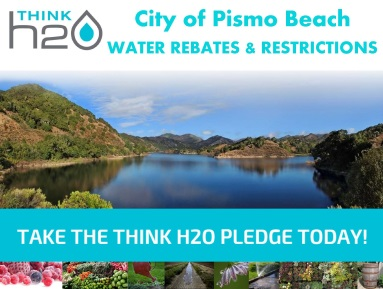 Pismo Beach Water Conservation Link on Website (2)